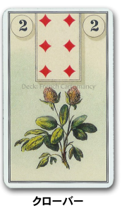 Clover - French Cartomancy