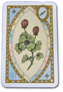 Clover - Astrological Lenormand
