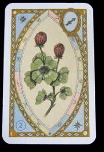 Clover - Astrological Lenormand